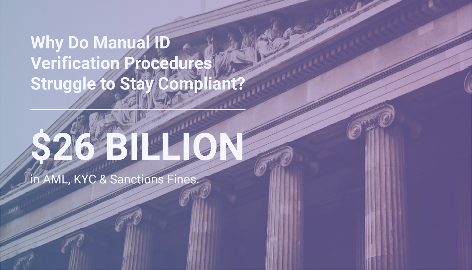 Why Do Manual ID Verification Procedures Struggle to Stay Compliant?