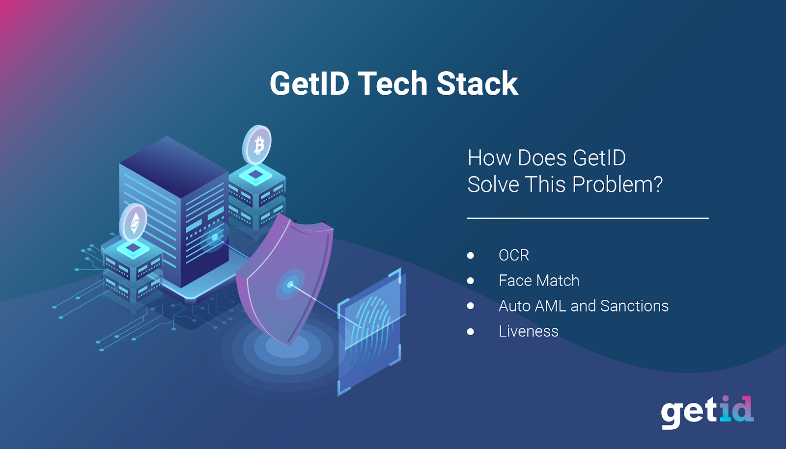 GetID Tech Stack