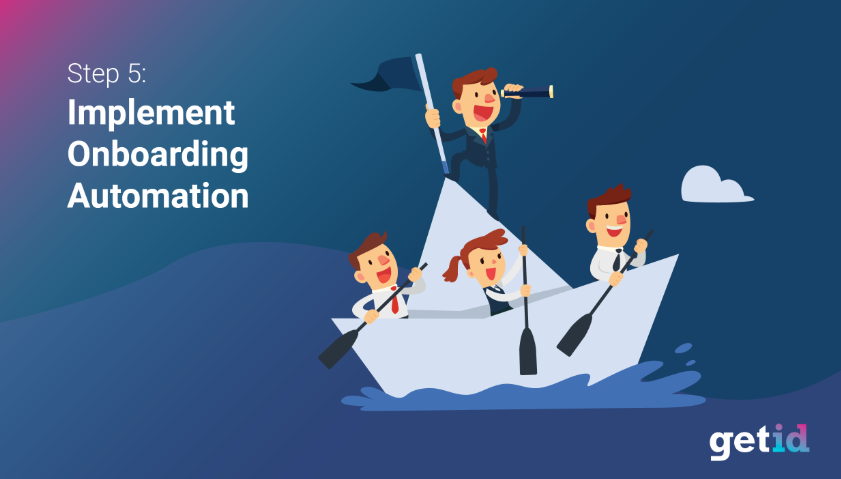 Implement Onboarding Automation