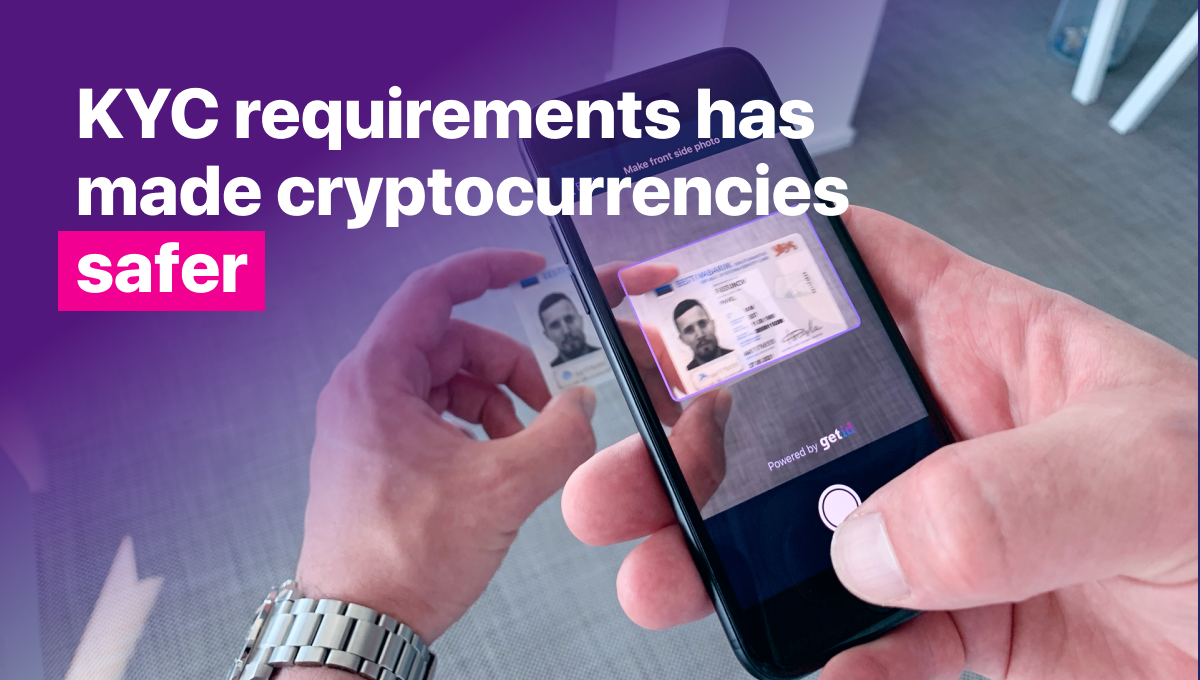 KYC Requirements has made Cryptocurrency safer