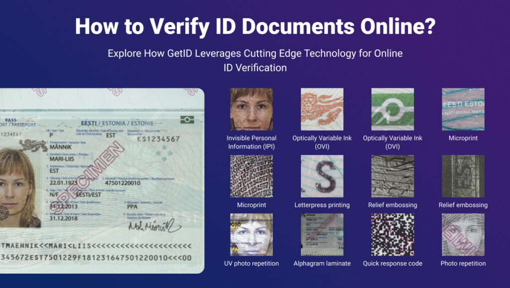 How to verify ID Documents online?