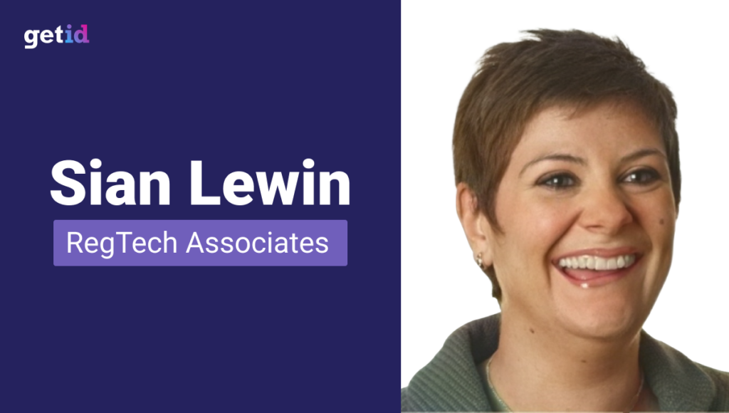 Sian Lewin interview with GetID