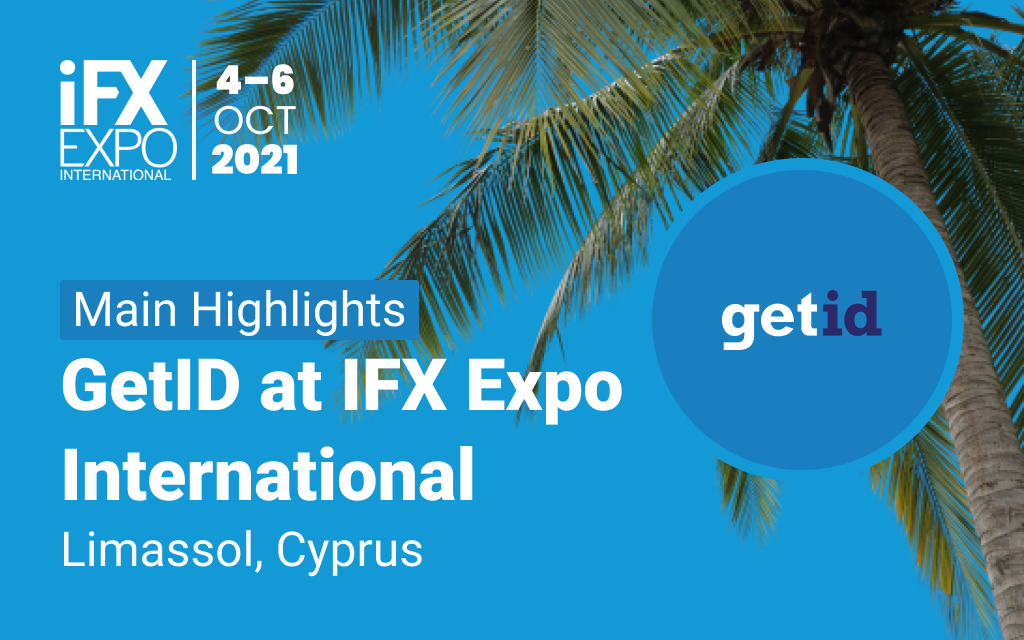 GetID at the IFX Expo Cyprus 2021